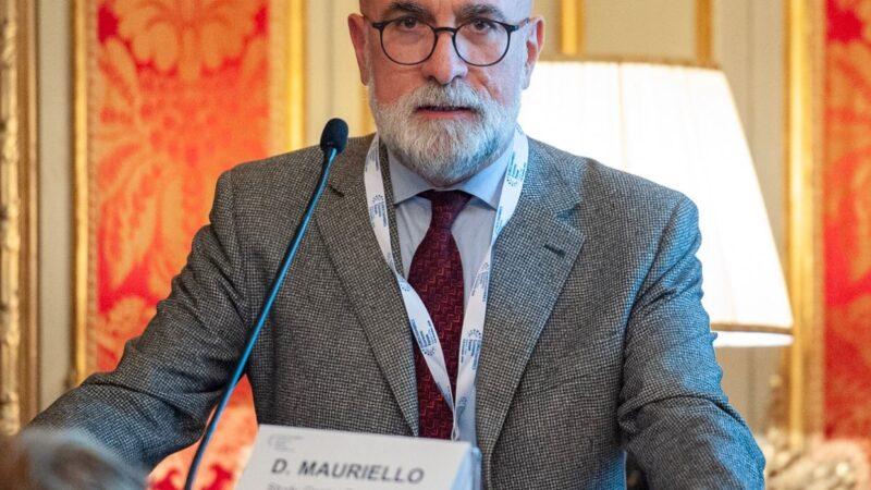 Domenico Mauriello, nuovo Segretario Generale Associazione Camere di Commercio Italiane all'Estero e Unioncamere