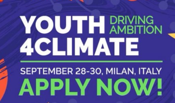 Youth4Climate:driving ambition