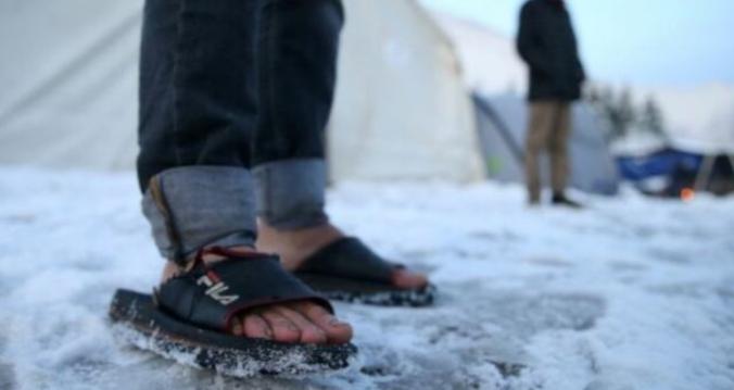 Crisi umanitaria in Bosnia: l'appello alle ONG italiane alle istituzioni per un impegno concreto