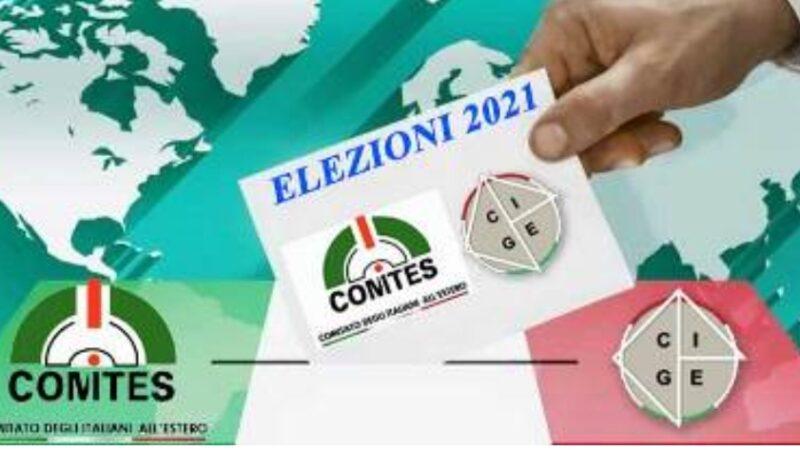 2021,rinnovo dei Com.it.es e del Cgie:con quale legge?