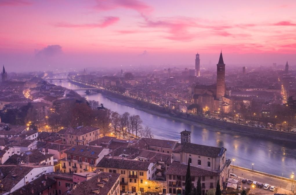 Verona,storia di una città