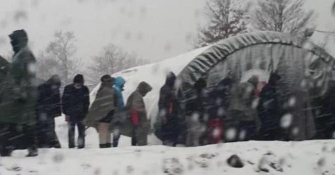 Rifugiati in Bosnia:come contribuire alla risposta umanitaria
