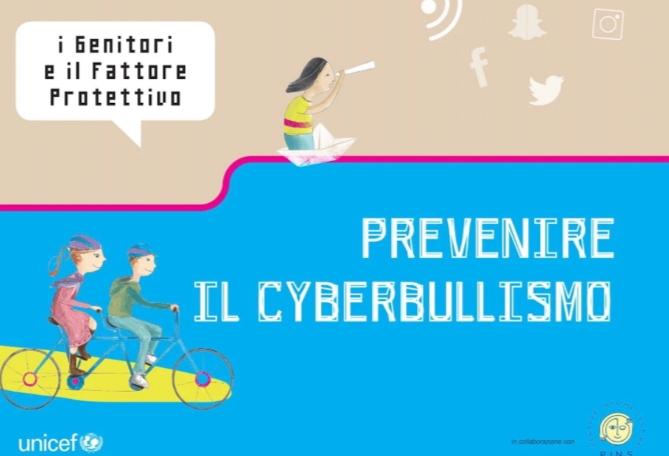 L'Unicef lancia nuova guida per genitori su come prevenire il cyberbullismo a casa