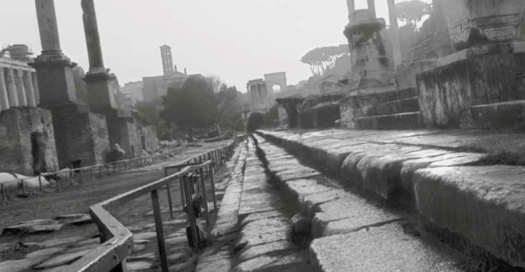 'Radici':gli scatti di Josef Koudelka a Roma