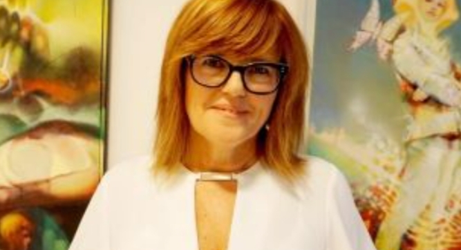 Intervista con Lubica Mikusova direttrice dell'istituto slovacco a Roma