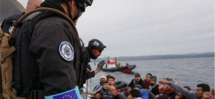 Migranti:a gennaio ingressi irregolari nell'UE dimezzati rispetto a un anno fa