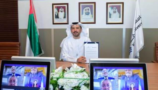 Expo Dubai:la cooperazione scientifica internazionale al centro dell'accordo tra Khalifa University e Padiglione Italia