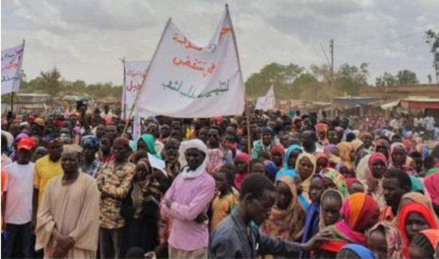 Sudan: violenza e proteste per sette stati sudanesi lo stato di emergenza