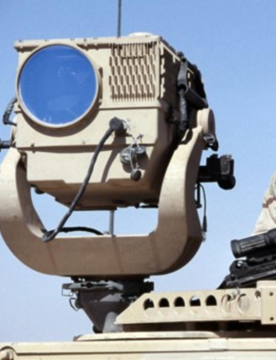 L'esercito americano sta costruendo l'arma laser più potente del mondo