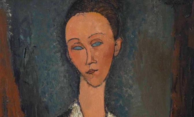 Amedeo Modigliani fra disegno e pittura