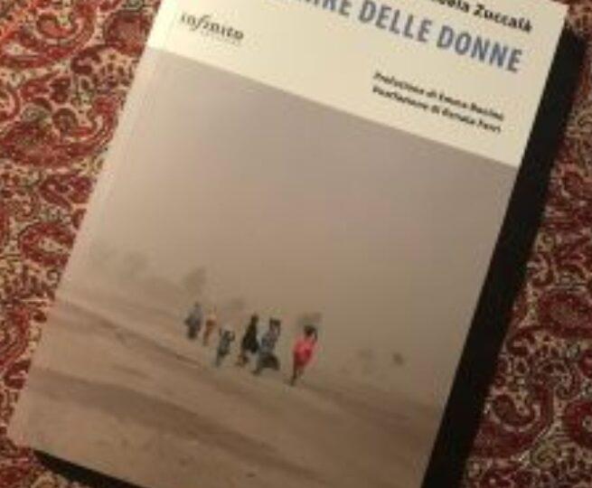 Le guerre delle donne :in libreria il libro di Emanuela Zuccalá