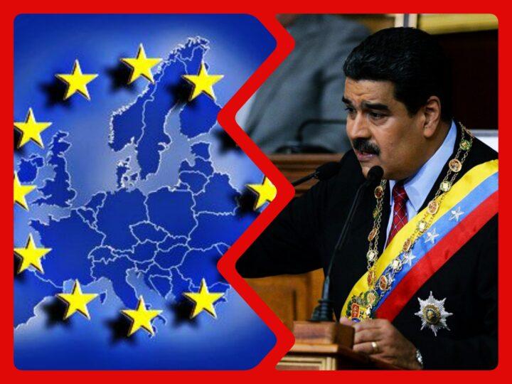 Maduro contro UE: il Venezuela non è una colonia
