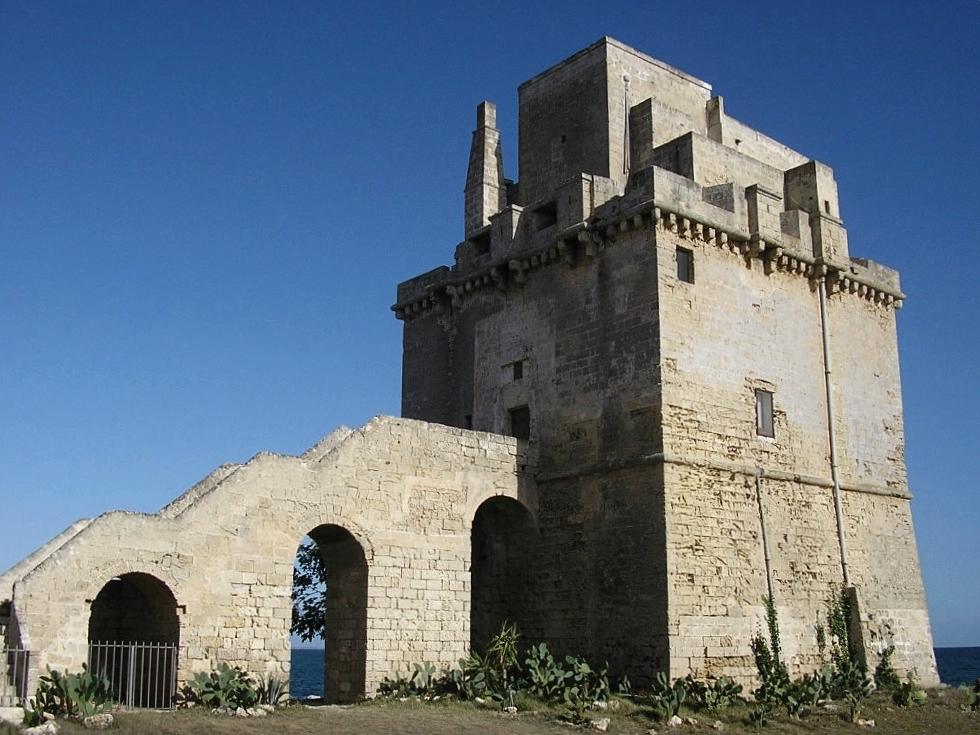 I Love Puglia. Le Torri costiere viaggio alla scoperta delle sentinelle del mare
