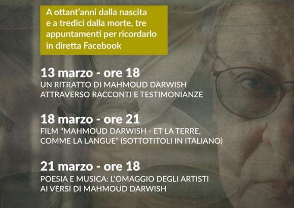 Mahmoud Darwish il poeta del mondo