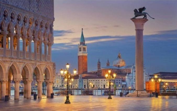 Venezia è del mondo : Mattarella celebra la città