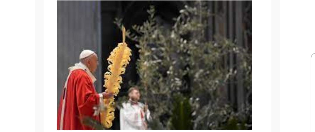 RAI Italia:la domenica delle palme a Cristianità