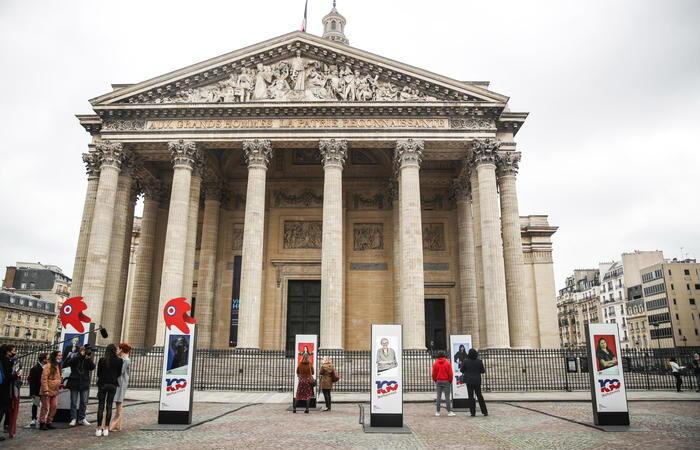 Parigi 8 marzo 2021 : la Francia celebra le sue Marianne più importanti