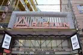Al via il Festival di Sanremo