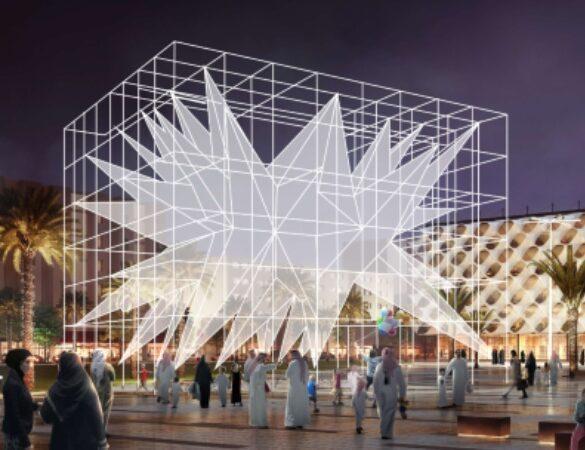 La sorpresa di eventi culturali a Riyadh:il festival delle luci 2021