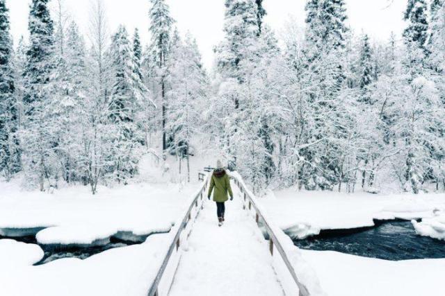 Finlandia :il paese più felice del mondo