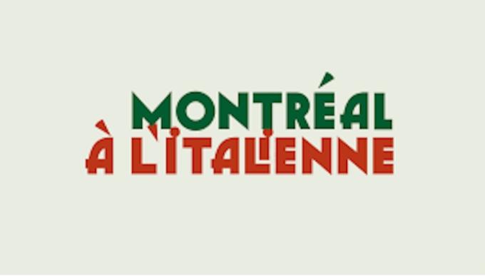 Montreal à l'italienne