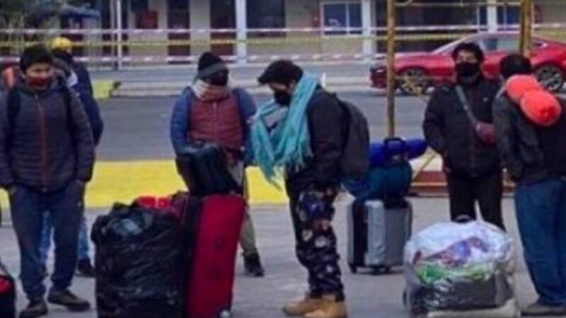 Appello ai governi di Cile e Bolivia per la drammatica situazione dei migranti