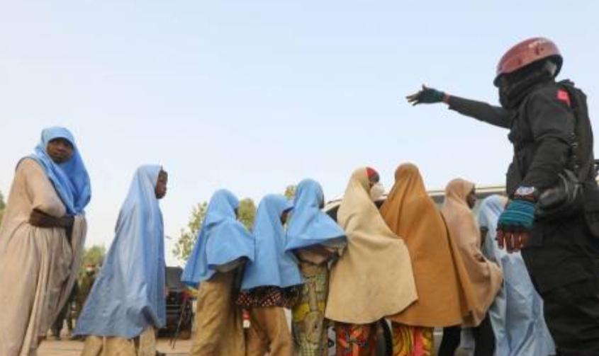 """Liberate le studentesse rapite: """"l'appello di Papa Francesco accolto molto favorevolmente dai nigeriani"""""""