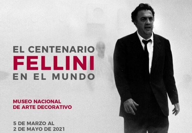 """""""Il centenario.Fellini nel mondo""""In mostra a Buenos Aires"""
