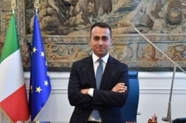 """Il ministro Di Maio su """"la Gazzetta del Mezzogiorno"""":"""
