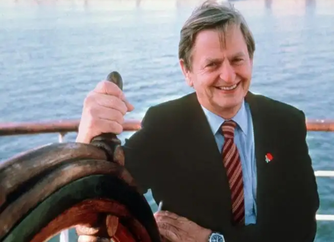 """Olof Palme: """" il politico del modello svedese"""""""