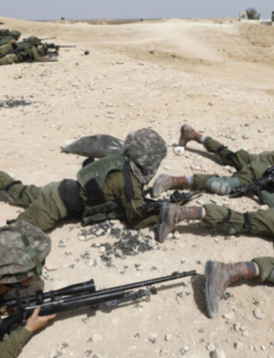 """Israele pronto a una """"guerra sotterranea"""" con Gaza"""