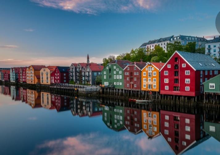 Trondheim: secondo italian fax con Itat