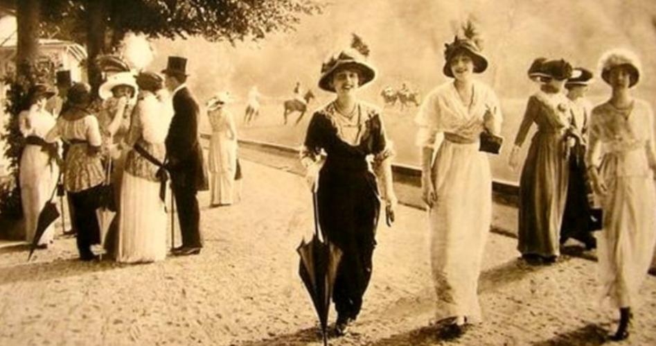 Il trio automobilistico femminile della Belle Époque