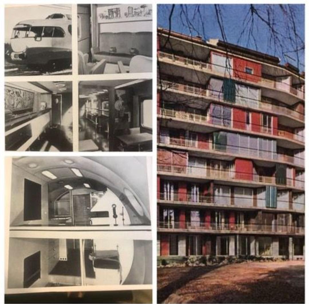 La storia dell'architetto Giulio Minoletti (1910-1981)