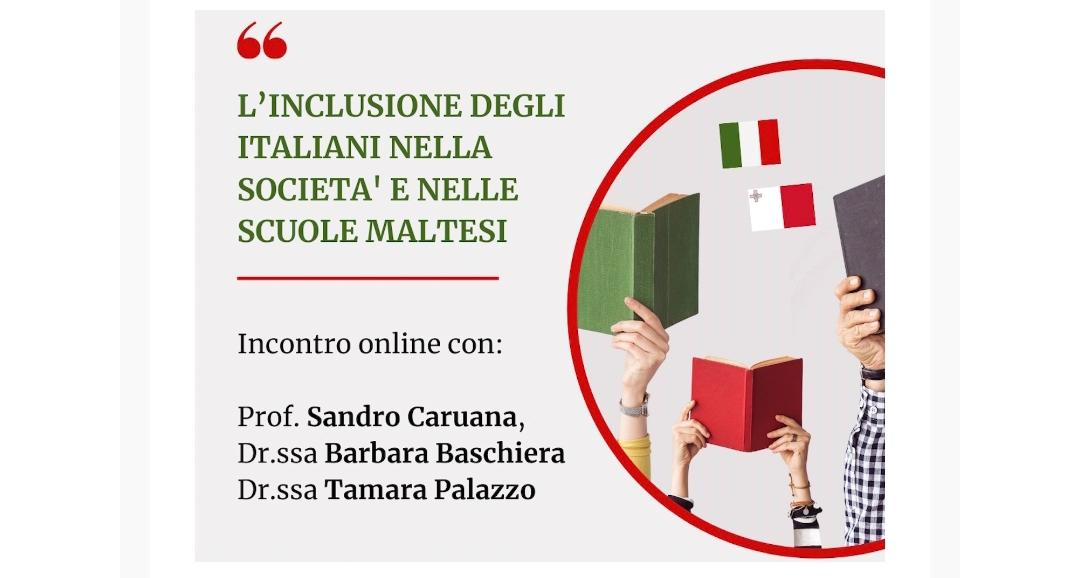 L'inclusione degli italiani nella società nelle scuole maltesi