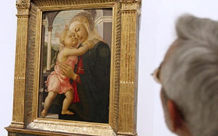 Conferenze sui maestri dell'arte italiana, si inizia con Botticelli