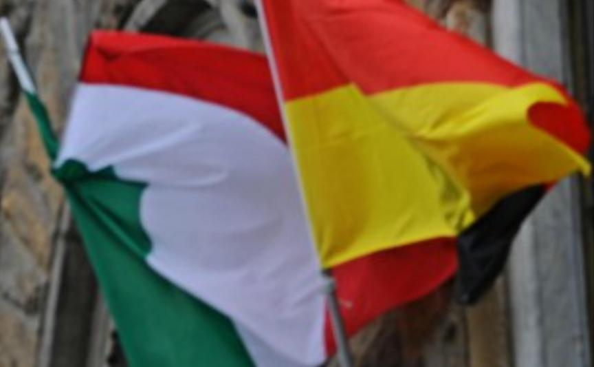 Italia e Germania :ora più vicine