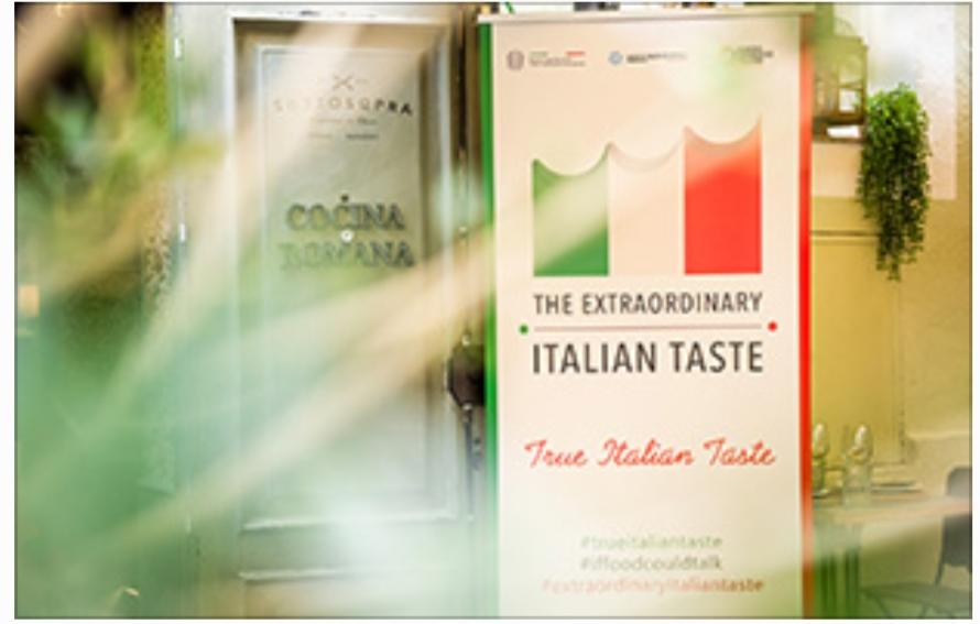 Al via le settimane dedicate alla gastronomia regionale italiana