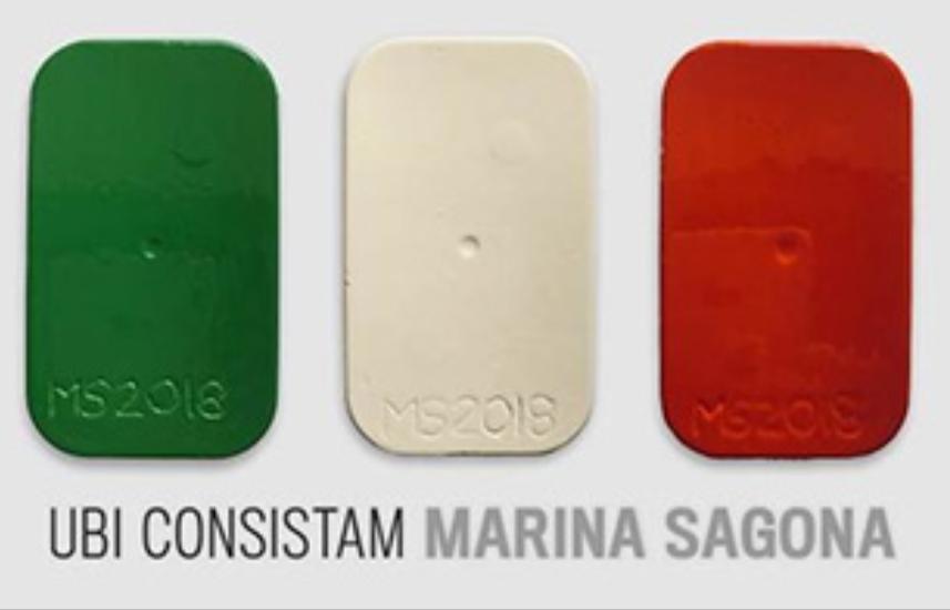 "Marina Sagona racconta l'identita' nella mostra ""Ubi Consistam"""
