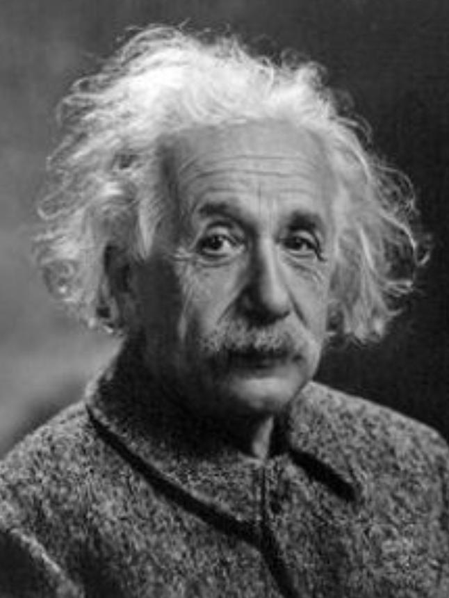 Einstein pubblica la teoria della relatività