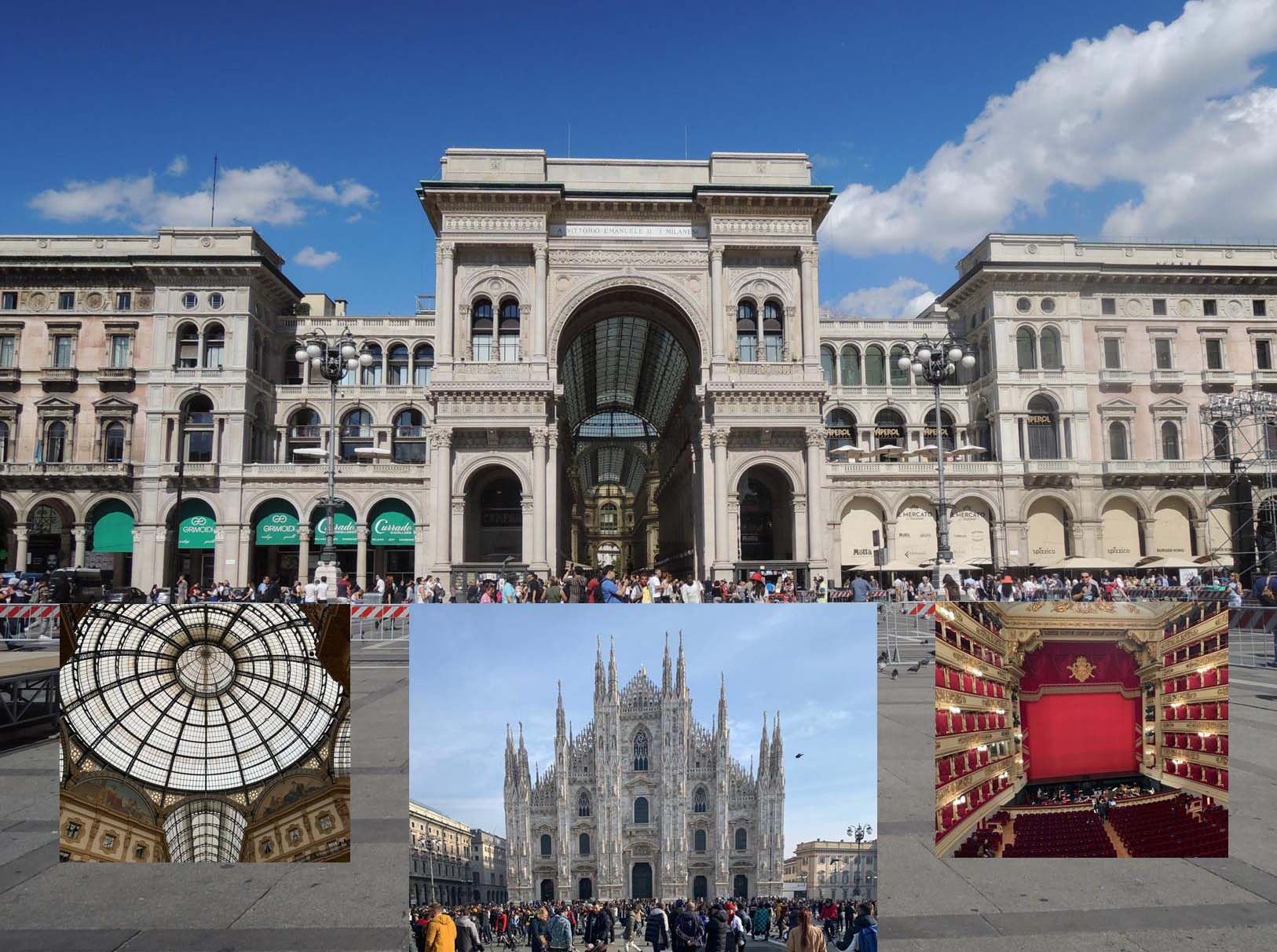 Milano tra cultura, storia ed arte