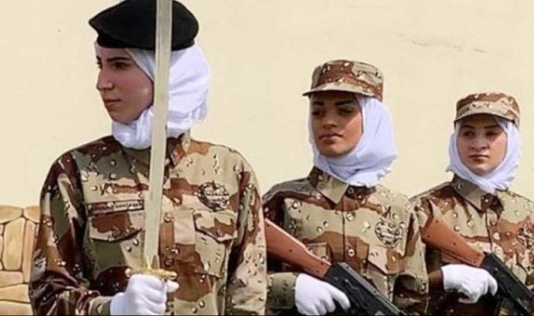Arabia Saudita:porte aperte alle donne nelle forze armate del regno