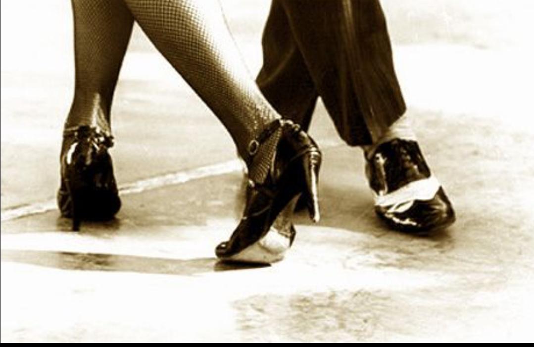 Quando Dio ballava il tango