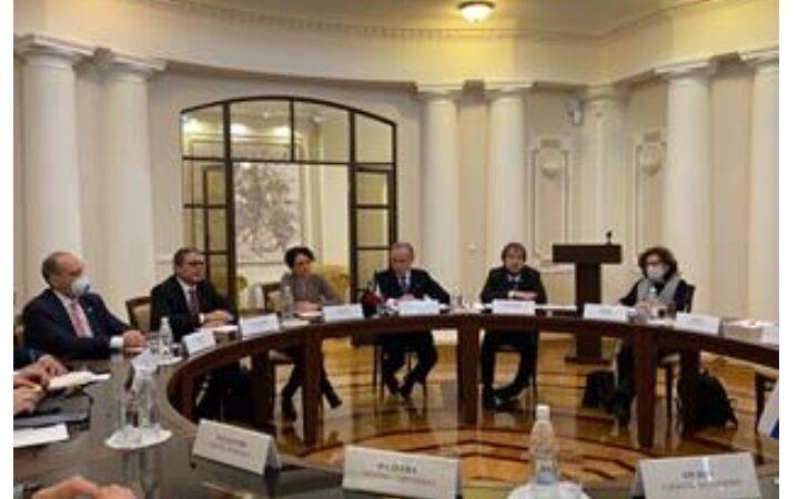 Russia:l'ambasciatore Terracciano in missione a Ekaterinburg