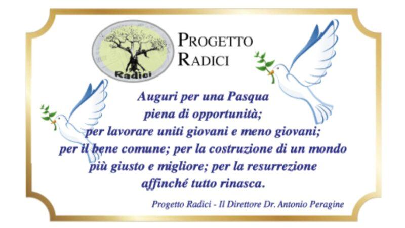 Auguri di buona Pasqua ai nostri lettori dentro e fuori dell'Italia