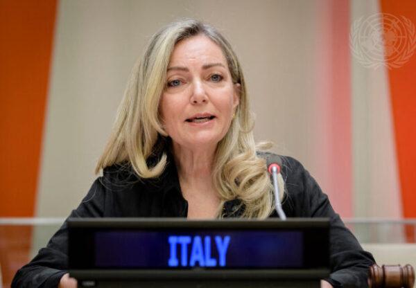 Mariangela Zappia ambasciatrice a Washington: per l'Italia è la prima donna