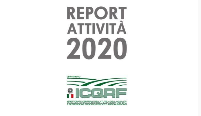 Criminalità Agroalimentari :il Mipaaf pubblica il Report 2020 dell'Icqrf