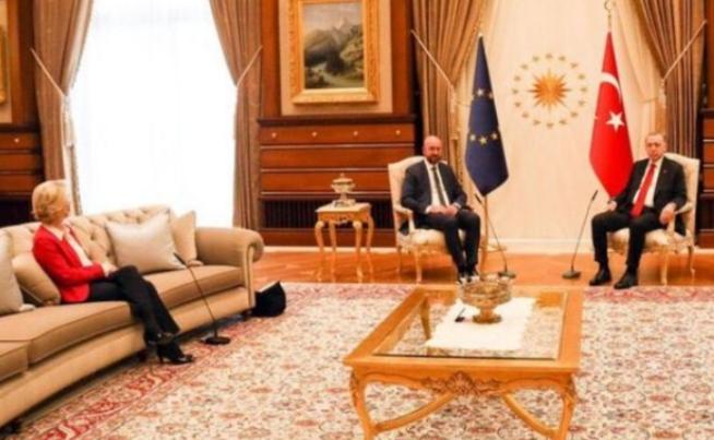 Garavini :da Erdogan offesa a tutte le donne e all'Europa