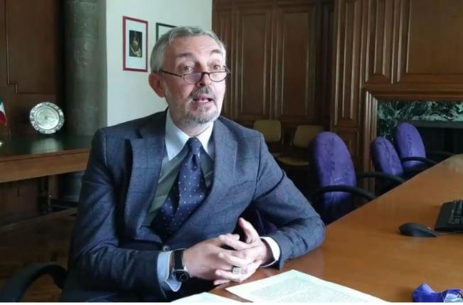 Cibo italiano,parla l'ambasciatore Del Chiara