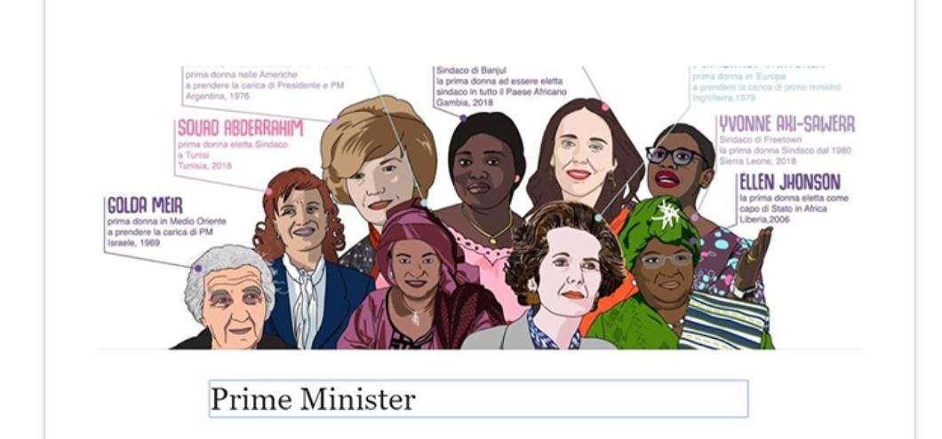 La prima scuola di politica per ragazze in Italia